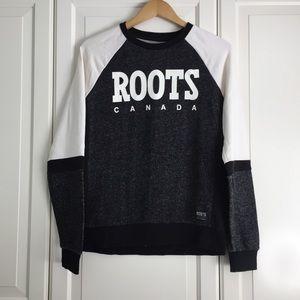 Roots Colour Block Sweatshirt